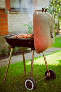 Recycle old BBQ